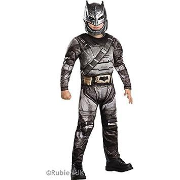 Armadura de Batman Deluxe - traje de niño: Amazon.es ...