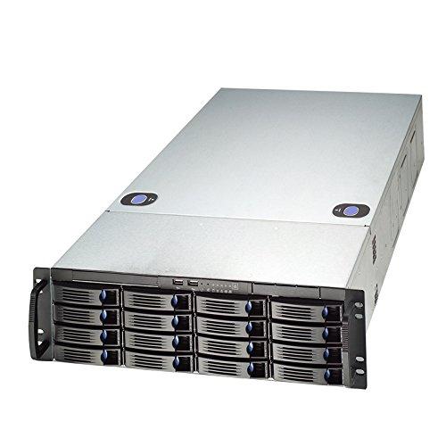 Chenbro RM31616M2 No Power Supply 3U Rack Mount Server Ch...