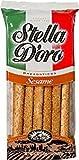 Stella Doro Breadsticks Sesame 16 Oz. Pack Of 6.