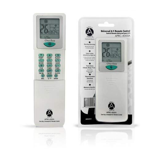 Universal Air Conditioner Remote Control - 2