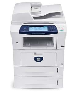 Xerox Phaser 3635MFP - Impresora multifunción (Laser, Mono, Mono, 33 ppm, 1200 x 1200 DPI, PCL 5e, PCL 6, PostScript 3) Color blanco