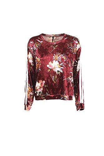 Felpa Donna Imperial L Bordeaux/rosa F237uumbb Autunno Inverno 2017/18