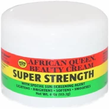 African Queen Beauty Cream Super Strength 8oz