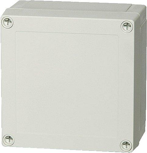 Fibox Enclosures Fibox UL PC 125/100 HG Mnx Series NEMA 4X Polycarbonate Enclosure Base with TPE Gasket, 3.1'' Width, 5.1'' Length
