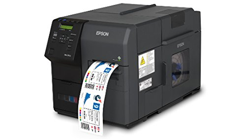 C7500 Printers Series (Epson C31CD84011 Series TM-C7500 Colorworks 4 Color Label Printer, USB and Ethernet)