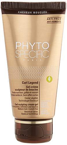 Phyto Sculpting Gel - PHYTO Curl Legend Botanical Curl Sculpting Cream Gel, 65 g