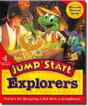 - Knowledge Adventure JumpStart Explorers Education for WIN/MAC for 8-5