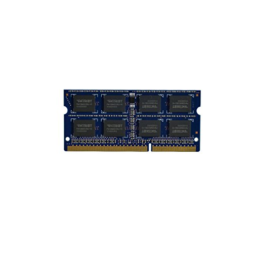 Non Ecc Cl5 200 Pin (Patriot Signature DDR2 4GB CL5 677MHz SODIMM (PC2 5300) PSD24G6672S)