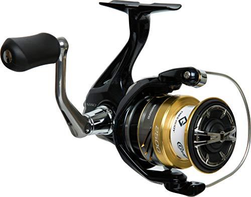 Shimano Nasci 2500 FB Spinning Fishing Reel With Front Drag Model 2017, NAS2500FB