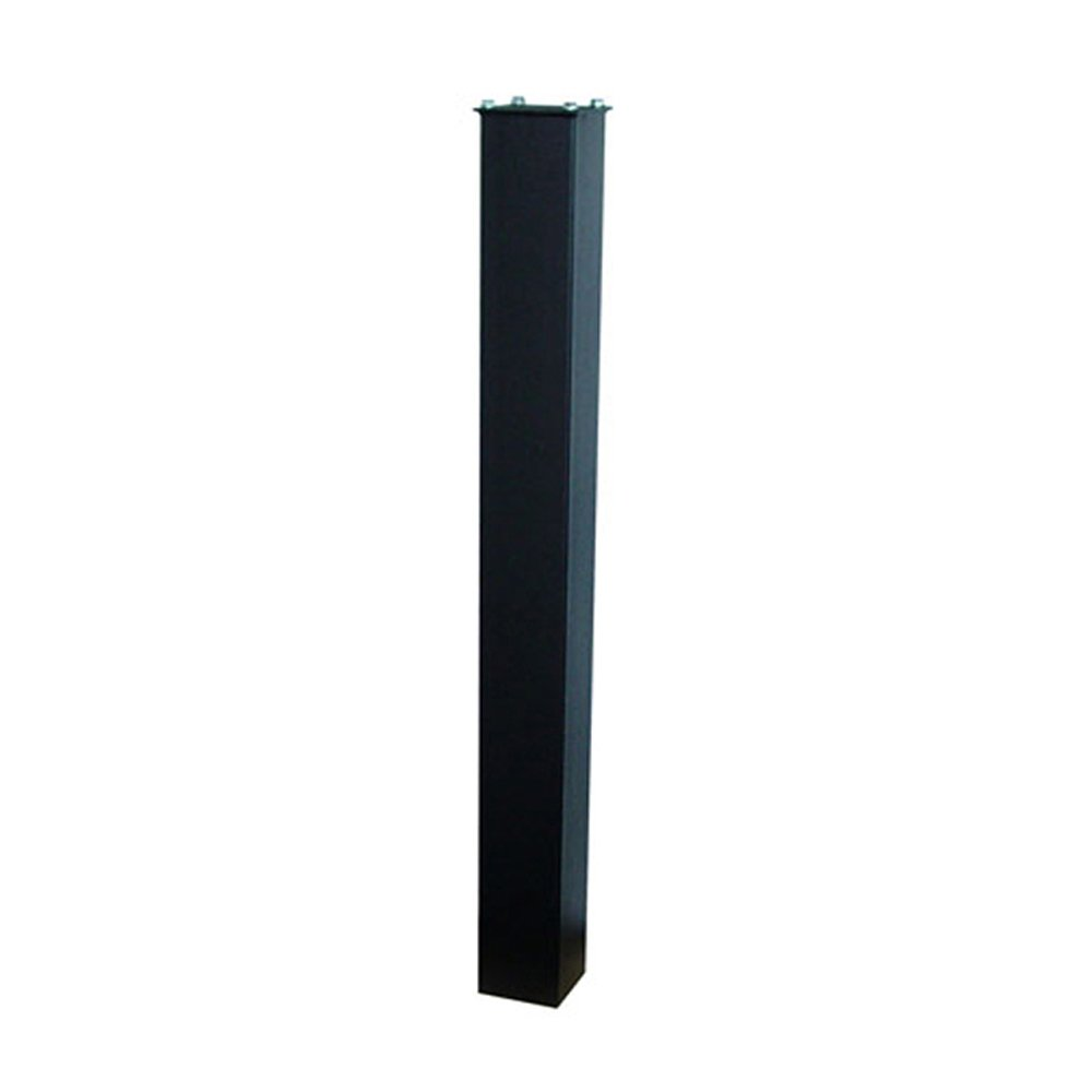 Mail Boss 7127 Surface Mount Post, Black by Mail Boss
