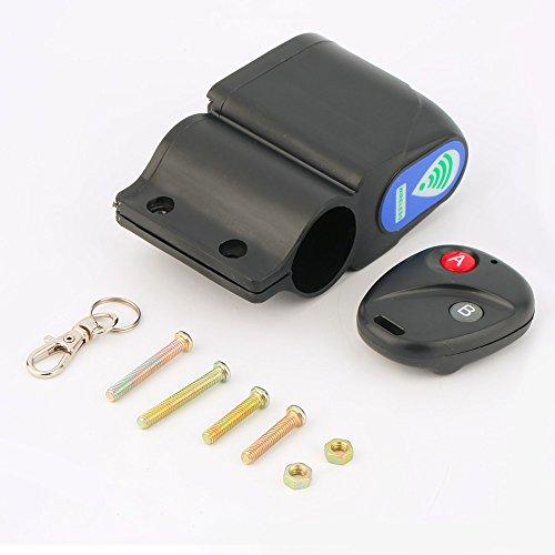 Bicycle Security Vibration Lock with Sensor Bike Alarm lock