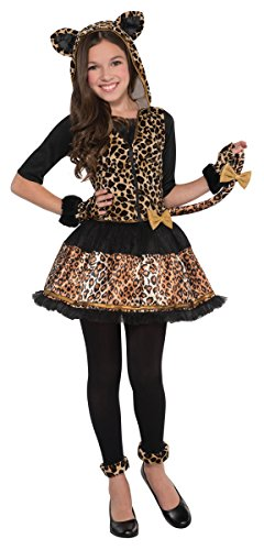 Super Cute Cat Costume (Children's Sassy Spots Costume Size X Large (14-16))