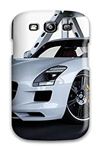 Forever Collectibles Mercedes Sls Amg 9 Hard Snap-on Galaxy S3 Case