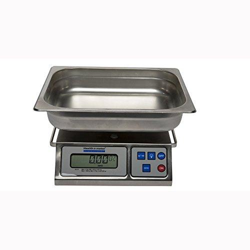 Health O Meter 3400KL Professional Digital Scale Digital Wet Diaper/Lap Sponge/Organ Scale by Health o meter (Image #1)
