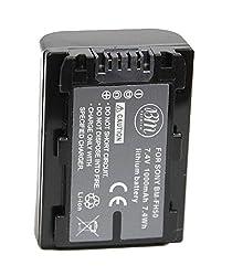 Bm Premium Np-fh30, Np-fh40, Np-fh50 1000mah Battery 1 Pack