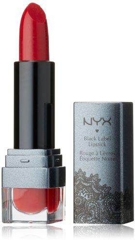NYX Cosmetics Noir Label Rouge à lèvres, cerise 0,15 oz