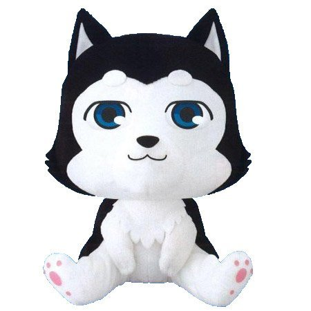 Kuroko's Basketball Super DX Plush Doll Tetsuya No. 2 single item (Japan import / The package and the manual are written in Japanese) by Banpresto