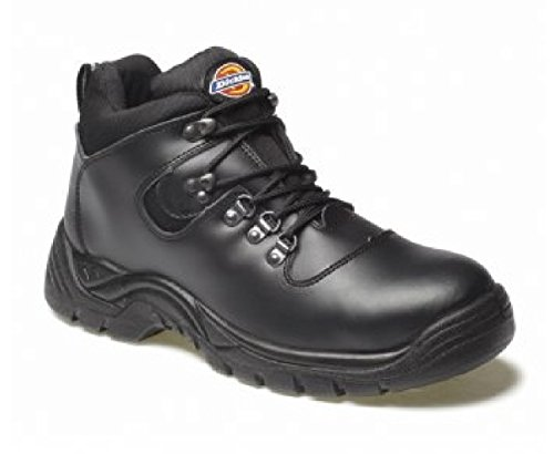 Dickies Fury Safety Hikers Black TRfCi29O5