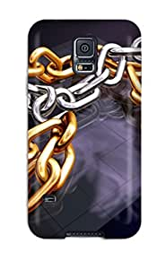 Defender Case With Nice Appearance (3d) For Galaxy S5