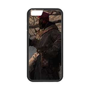 Age of Empires III iPhone 6 Plus 5.5 Inch Cell Phone Case Black custom made pgy007-9017996