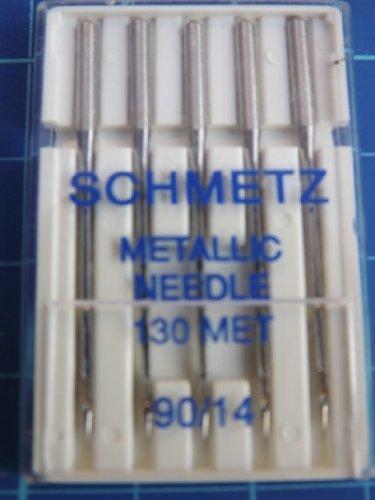 Metallic Machine Needle-Size 90/14 (Needle 5 Thread)