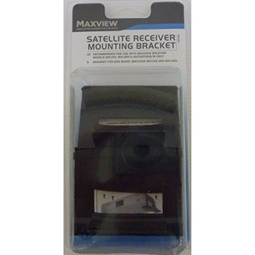 Maxview Satellite Receiver Mount (One Size) (Black) by Maxview