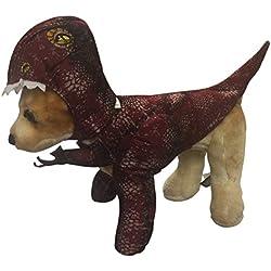 Animal Planet PET20109 Raptor Dog Costume, X-Small