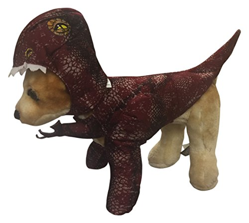 Wonder Pets Halloween Costume (Animal Planet PET20109 Raptor Dog Costume, X-Small)