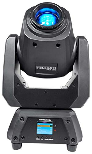 Chauvet Intimidator Spot 260 IRC Moving Head Chuch Stage Beam Light Fixture