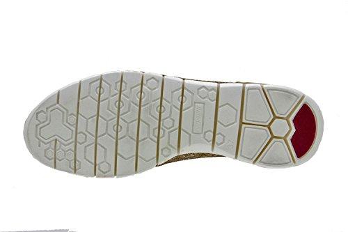 Calzado mujer confort de piel Piesanto 8994 zapato cordones plantilla extraíble cómodo ancho Duna