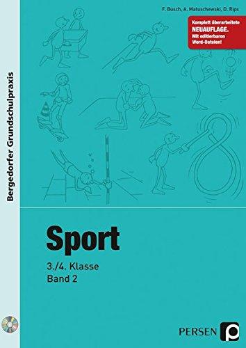Sport - 3./4. Klasse, Band 2 (Bergedorfer Grundschulpraxis)