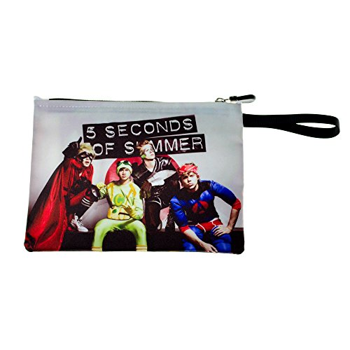 5sos 5 Seconds of Summer Bag Pouch 4