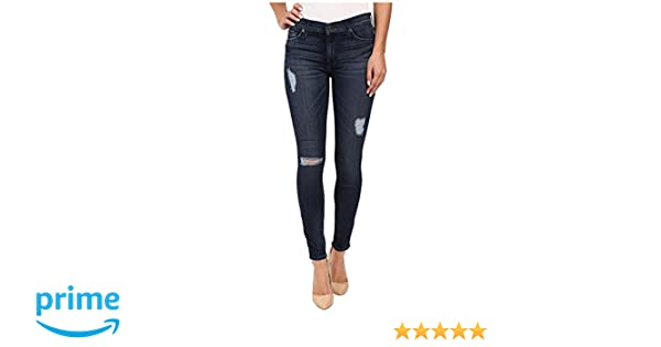209d29cfd Hudson Women's Nico Mid-Rise Ankle Super Skinny 5-Pocket Jean at Amazon  Women's Jeans store