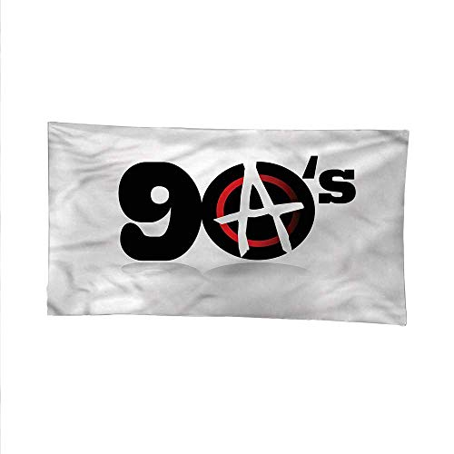 90socean tapestrylarge tapestry90s Anarchy Revolution Energy 72W x 54L Inch (Revolution Bohemian)