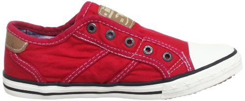 Mustang - Zapatillas para Niños-Niñas rojo - Rot (rot 5)