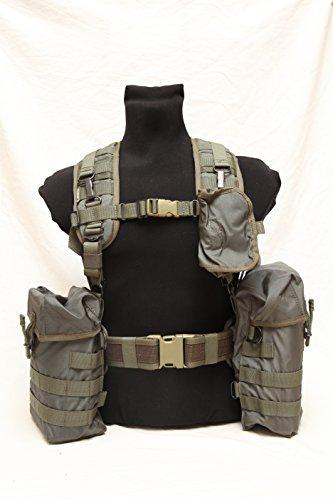 Russian army spetsnaz SPOSN SSO Smersh PKM machine gun assault vest gear set by SSO/SPOSN