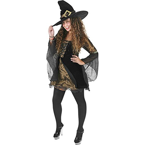Sweet Sexy Witch (Sweet & Sexy Witch Teen Costume (Size: Teen 5-9))