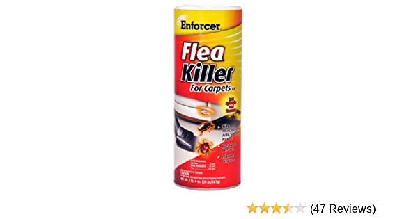 Enforcer Island Rain Flea Powder For Carpets Iii 20 Oz