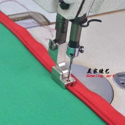 Pie de pie plano para máquina de coser S518n para Juki Ddl-5550 ...