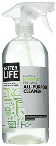 Better Life What-Ever All-Purpose Scent Free Cleaner, 32 Ounce