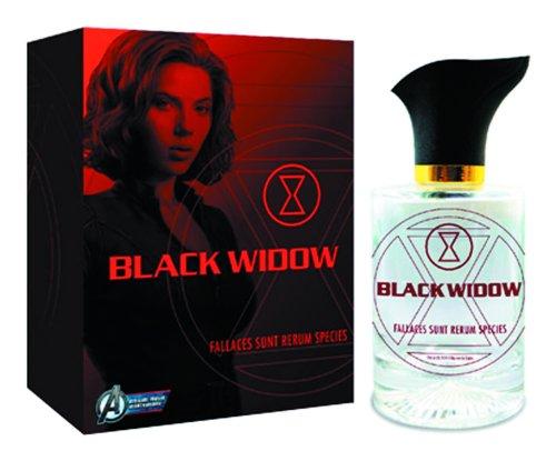 Russian Eau De Cologne - Jads International Black Widow Perfume for Women
