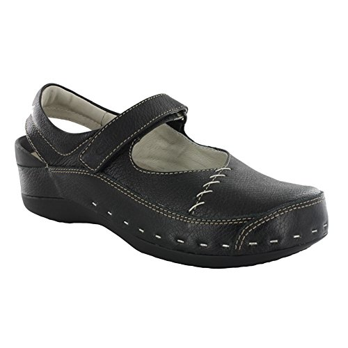 Wolky Comfort Clogs Clogs Clogs 06015 Strap Cloggy Parent B0049VU3A8 4c8953