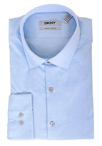 dkny-slim-fit-lake-blue-spread-collar-cotton-stretch-dress-shirt
