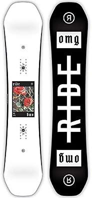 2019 Ride OMG 142cm Womens Snowboard
