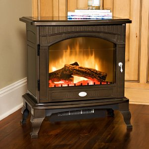 Dimplex North America DS5629BR Traditional Electric Stove, Bronze ()