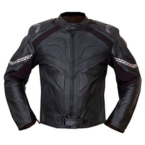 4limit Sports Biker moto chaqueta > > Honda Negro ...