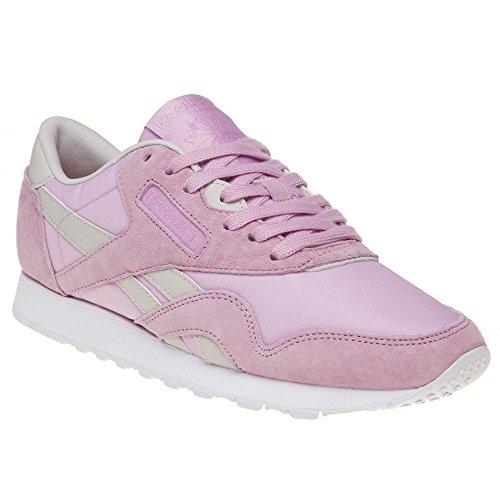 Reebok CL Nylon X Face Damen Sneaker Pink