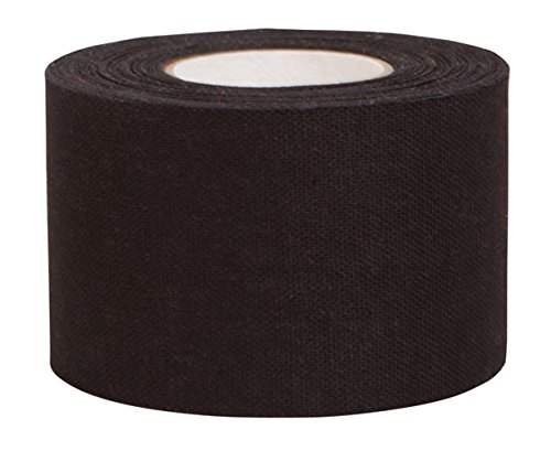 Ace Brand Sports Tape, Black, 1.5 Inch X 10 Yard, 18.10 Pound, 289.6 Ounce (Pack of 18)