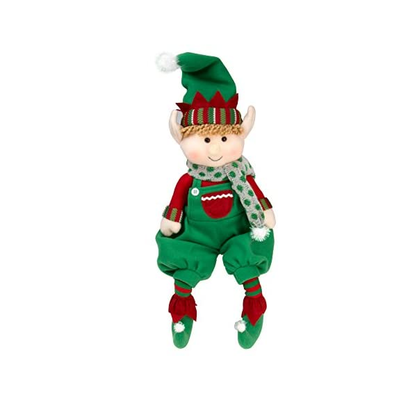 elf plush christmas