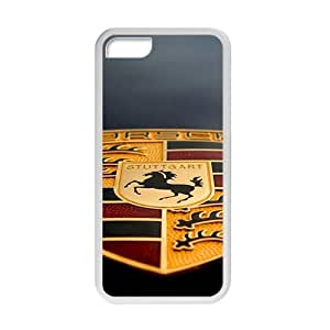 YYYT Porsche sign fashion cell phone case for iPhone 5C